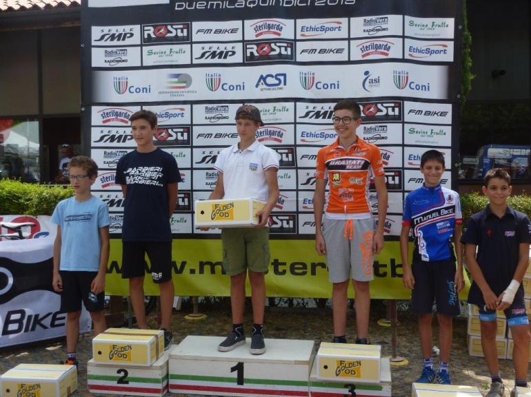 NUOVI SUCCESSI DI ALPIN BIKE EDIL BI TEAM